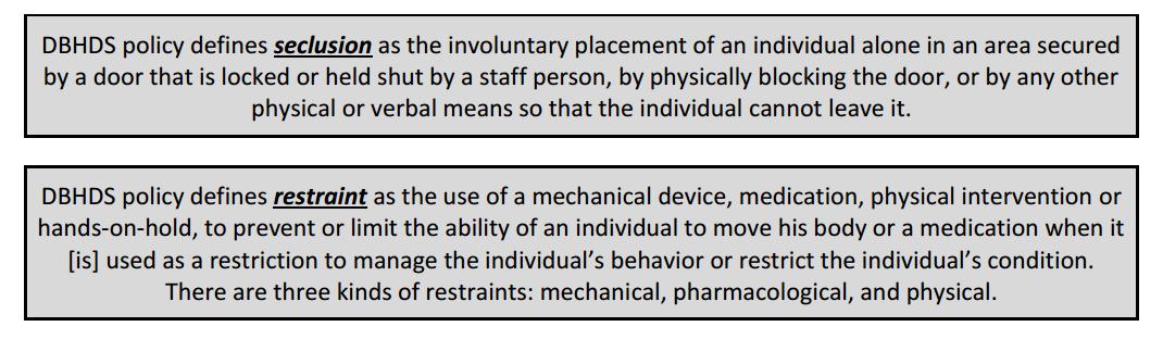 ESH-definitions